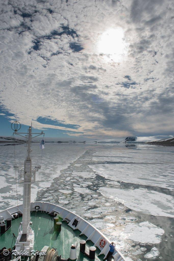 Palanderbukta Fjord